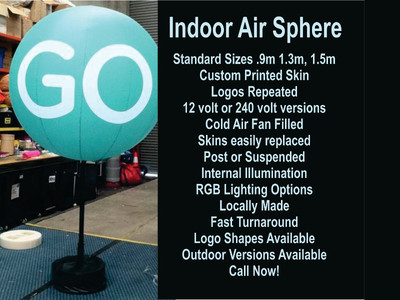Air Sphere Decoration Inflatable